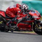 Ducati ダヴィデ・タルドッツィ「リア車高の変化については答えられないが、将来的に大きな意味を持つ技術」