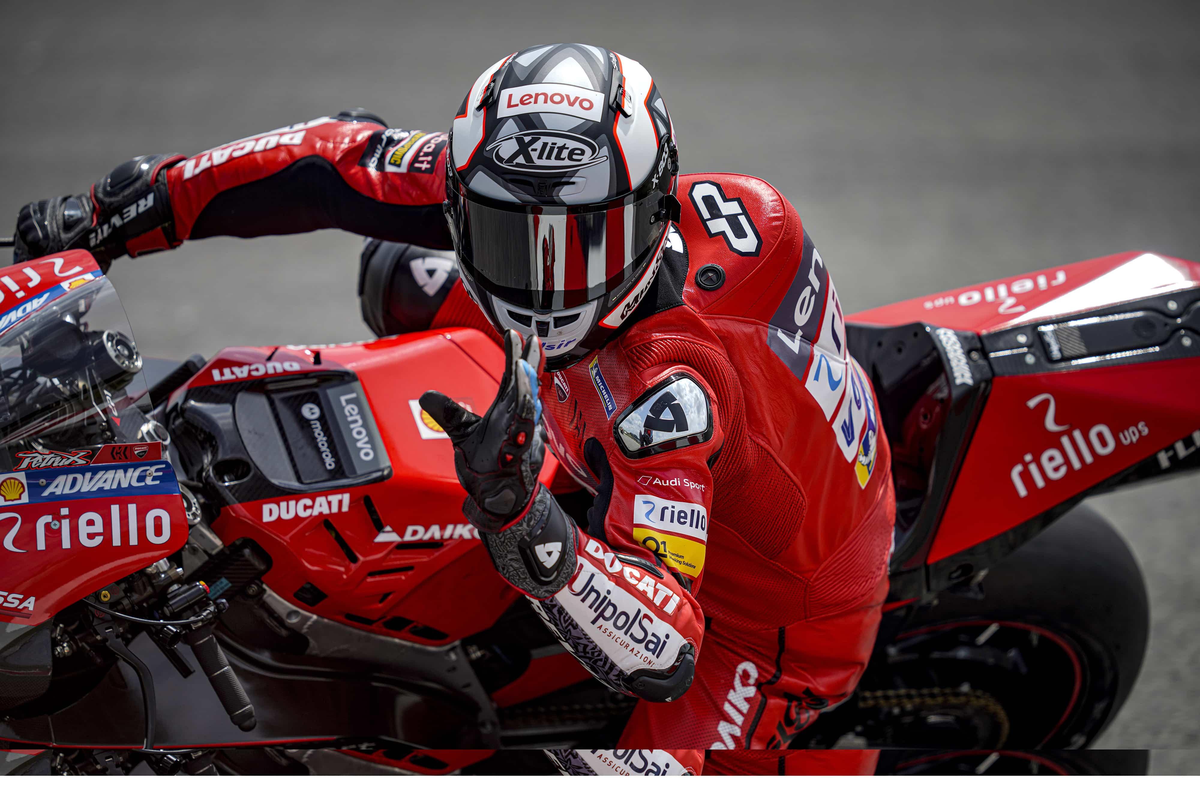 ダニーロ・ペトルッチ 2021年はアプリリア加入、もしくはスーパーバイクに参戦