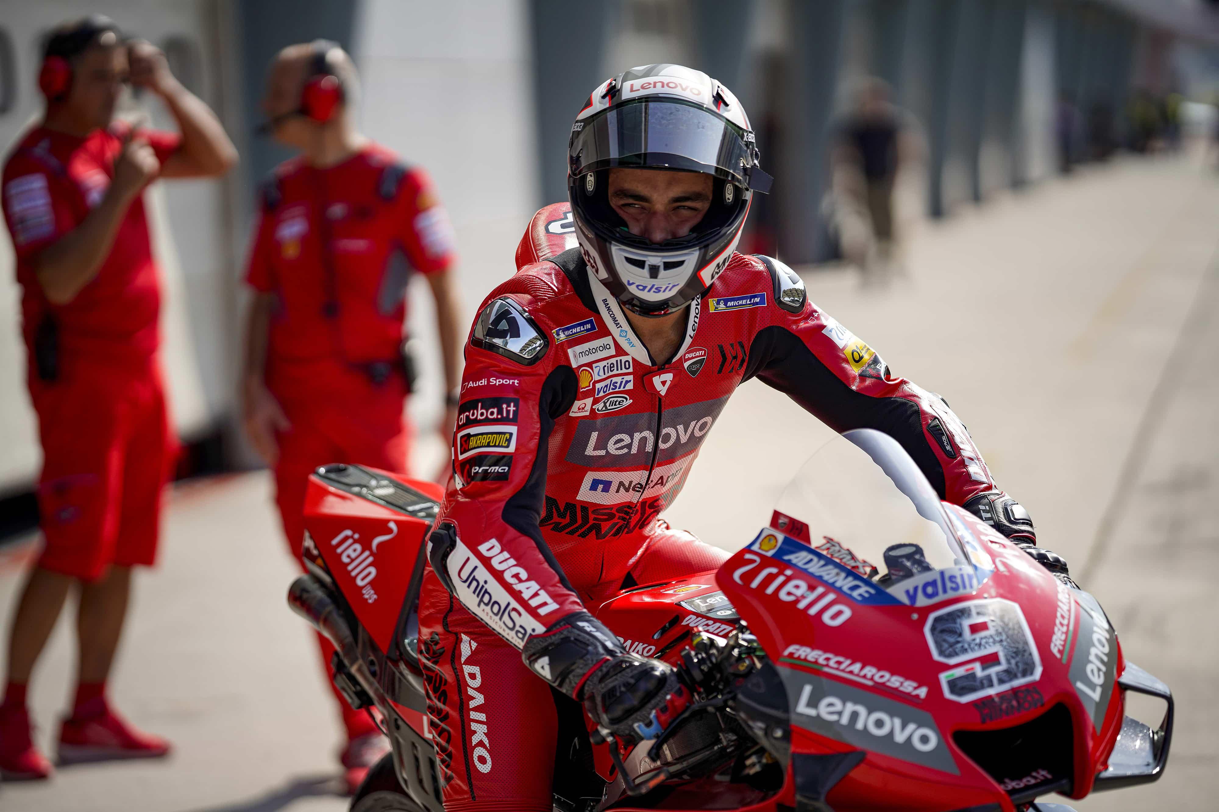 ダニーロ・ペトルッチ「MotoGPでまだまだやり残したことがある」