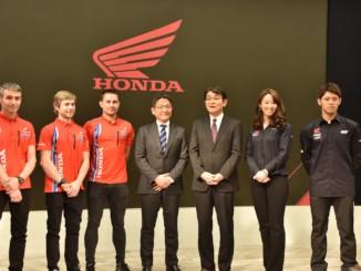 ホンダ スーパーバイク世界選手権 チームローンチ