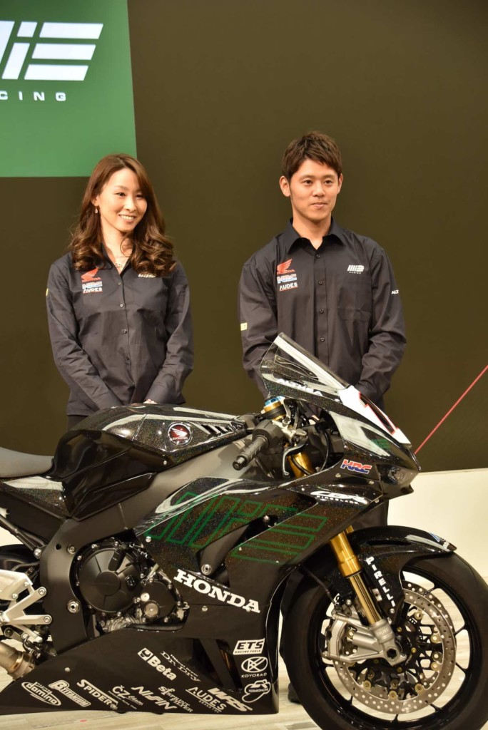 MIE Racing Althea Honda Team 2020年のスーパーバイク世界選手権 参戦体制を発表
