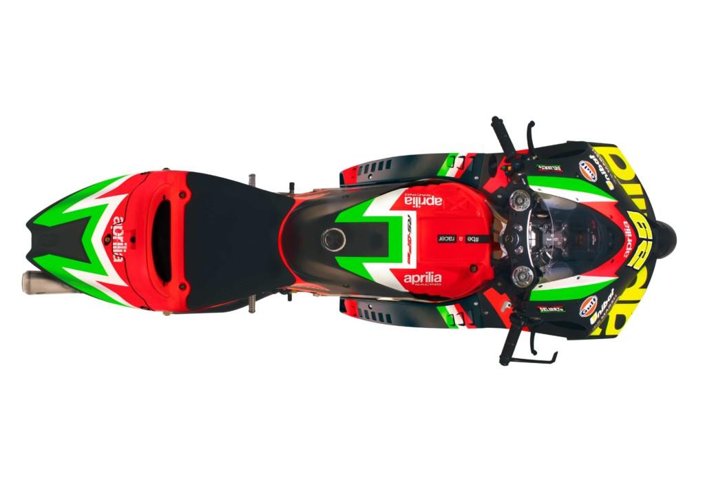 アプリリア ロサイル・インターナショナル・サーキットで完全新型となったRS-GPを発表