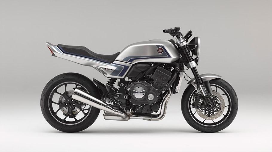 ホンダ コンセプトモデル「CB-F コンセプト」をバーチャルモーターサイクルショーで世界初公開