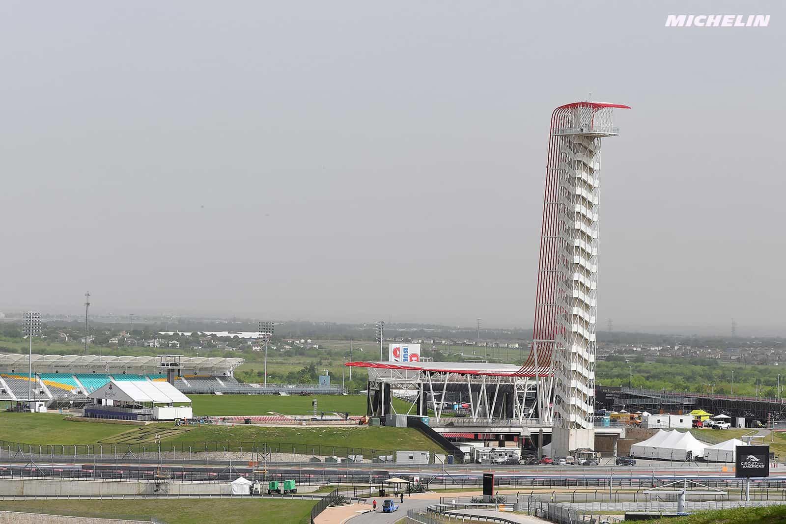 4月5日開催予定だったアメリカGPは11月に延期