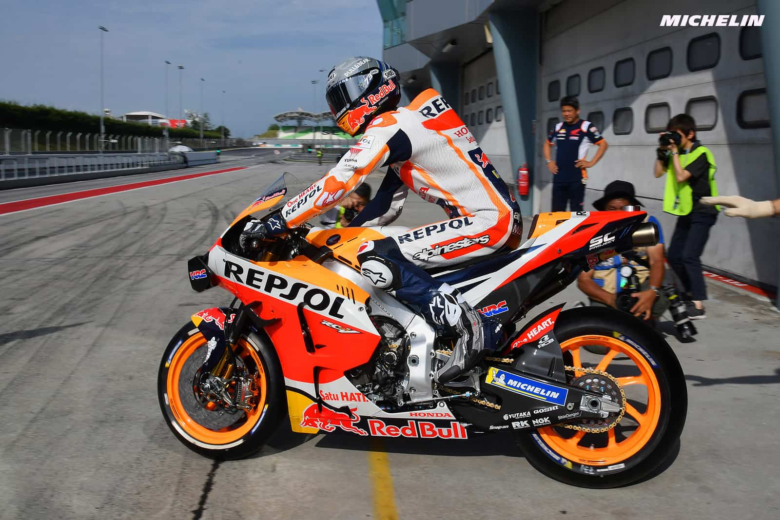 MotoGP 各メーカーの車両ホモロゲーション認証をリモートで進めると発表