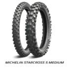 日本ミシュランタイヤ モトクロスバイク用オフロードタイヤ「MICHELIN StarCross 5」シリーズに新サイズを追加