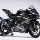 カワサキ Ninja ZX-25Rのレースイメージ車を発表 2021年にはワンメイクレースを開催予定