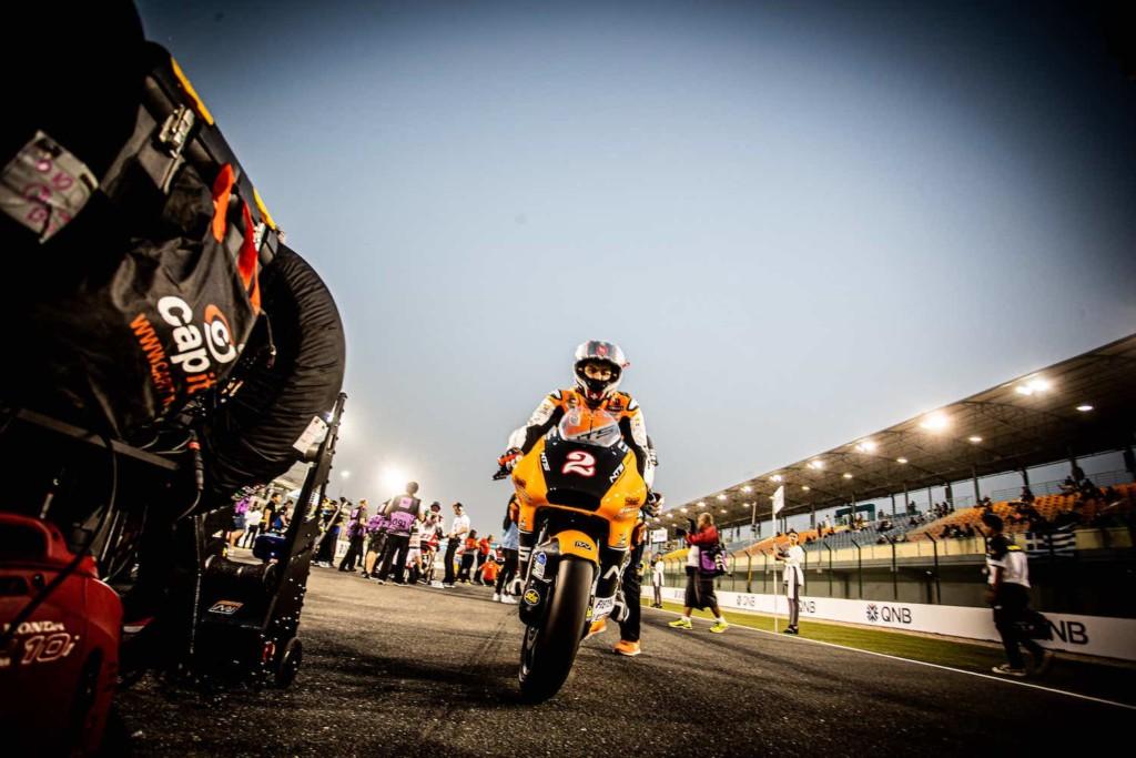 NTS RW Racing GP 2020年カタールGP 公式練習1、公式練習2レポート