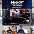 MotoGPバーチャルレース 記念すべき初回レースの勝者はアレックス・マルケス