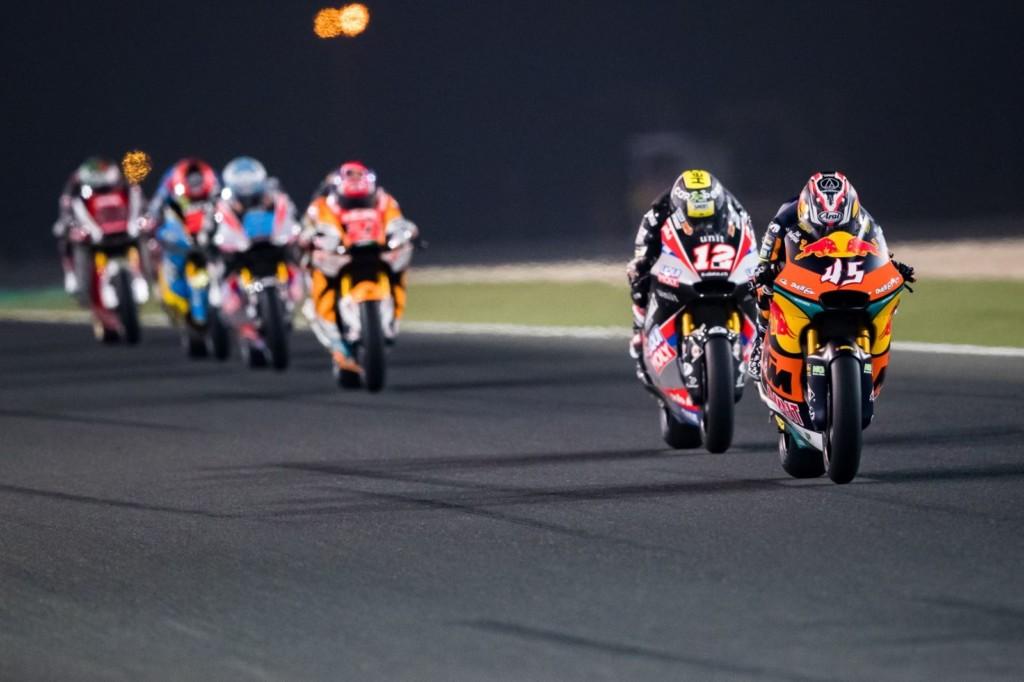 Moto2 2020カタールGP 長島 哲太が優勝