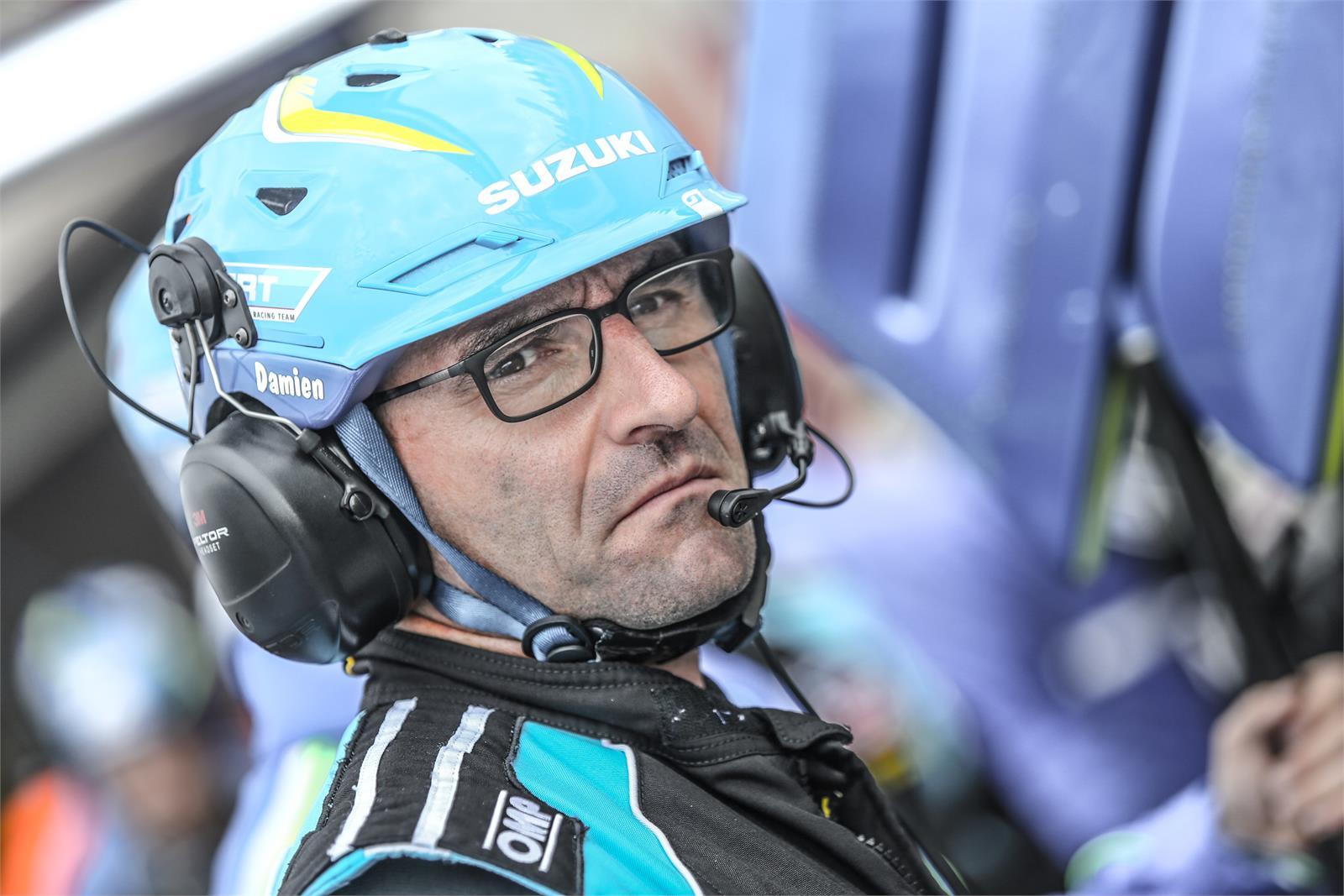 SERT Damien Saulnier「今はバイクのハンドリングと信頼性を磨いていくのみ」