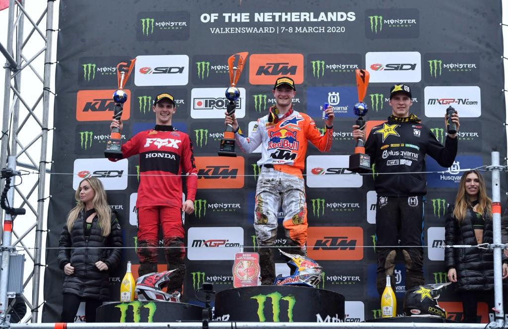 モトクロス世界選手権(MXGP)  オランダグランプリでジェフリー・ヘリングスが優勝