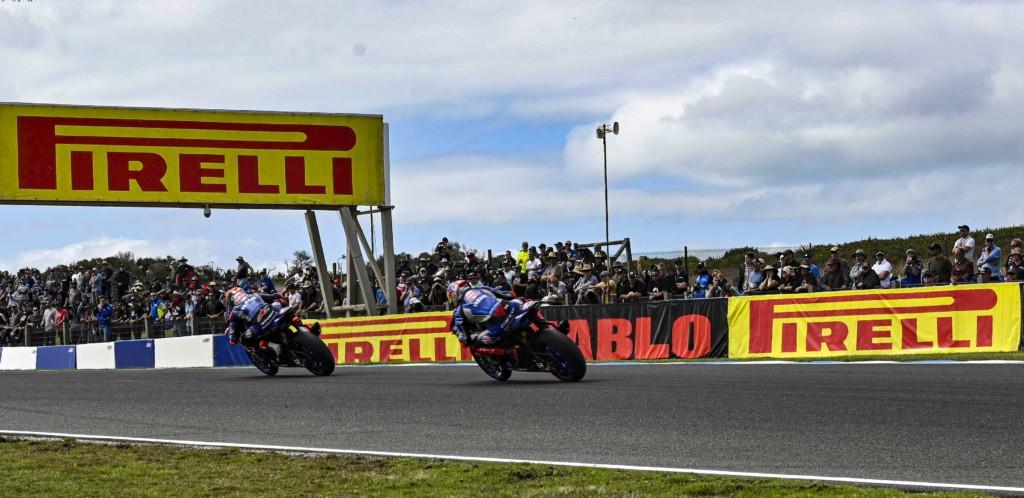 Pirelli(ピレリ)レースレポート フィリップアイランド戦レース1をヤマハに移籍したラズガトリオグルが制する