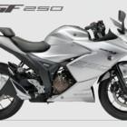 スズキ 新型車両ジクサーSF250を発表