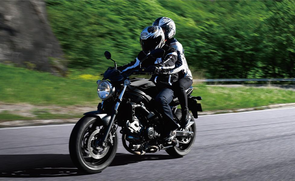 スズキ株式会社 2020年モデルとしてSV650 ABSをカラーリング変更して発表