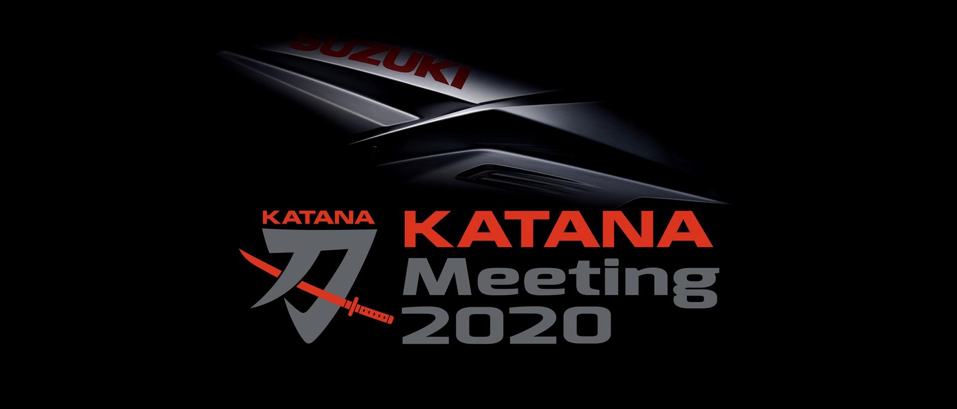 スズキ KATANAミーティング2020 開催延期のお知らせ