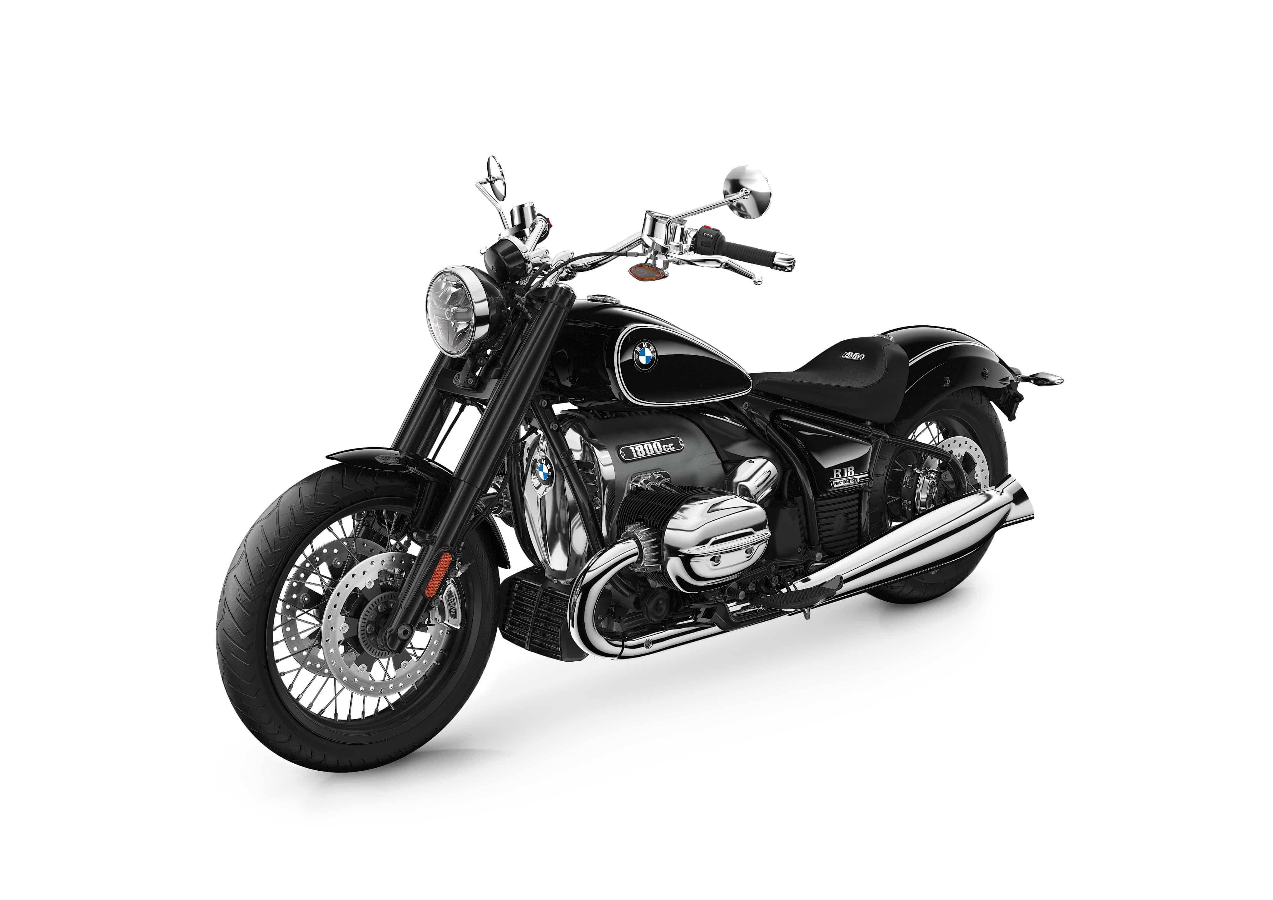 BMW Motorrad クルーザー・セグメントモデルとして新型BMW R18を発表