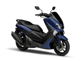 ヤマハ発動機 NMAX ABSに新色「マッドブルー」を追加して4月25日に発売