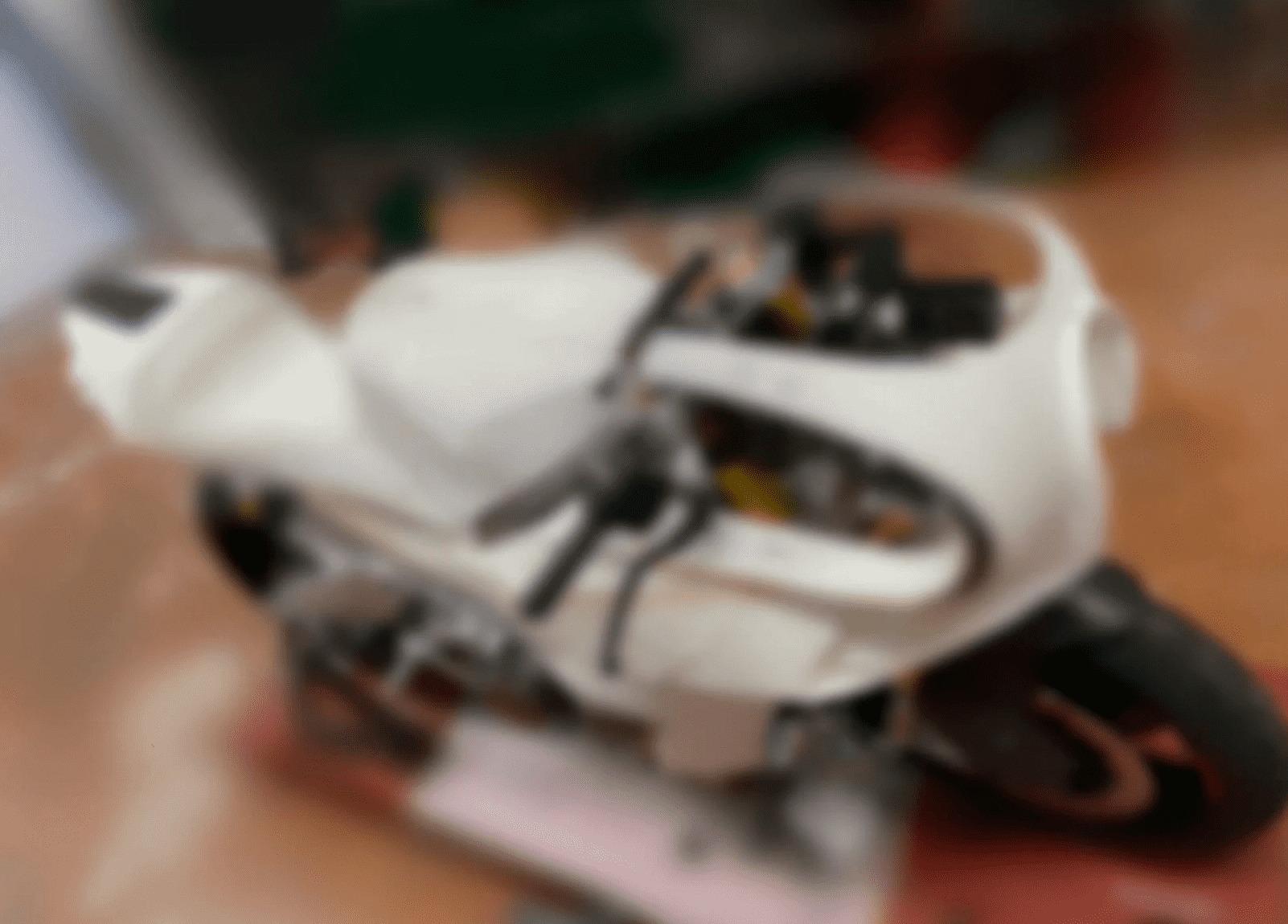 bimota 新型KB4の新たな写真を公開