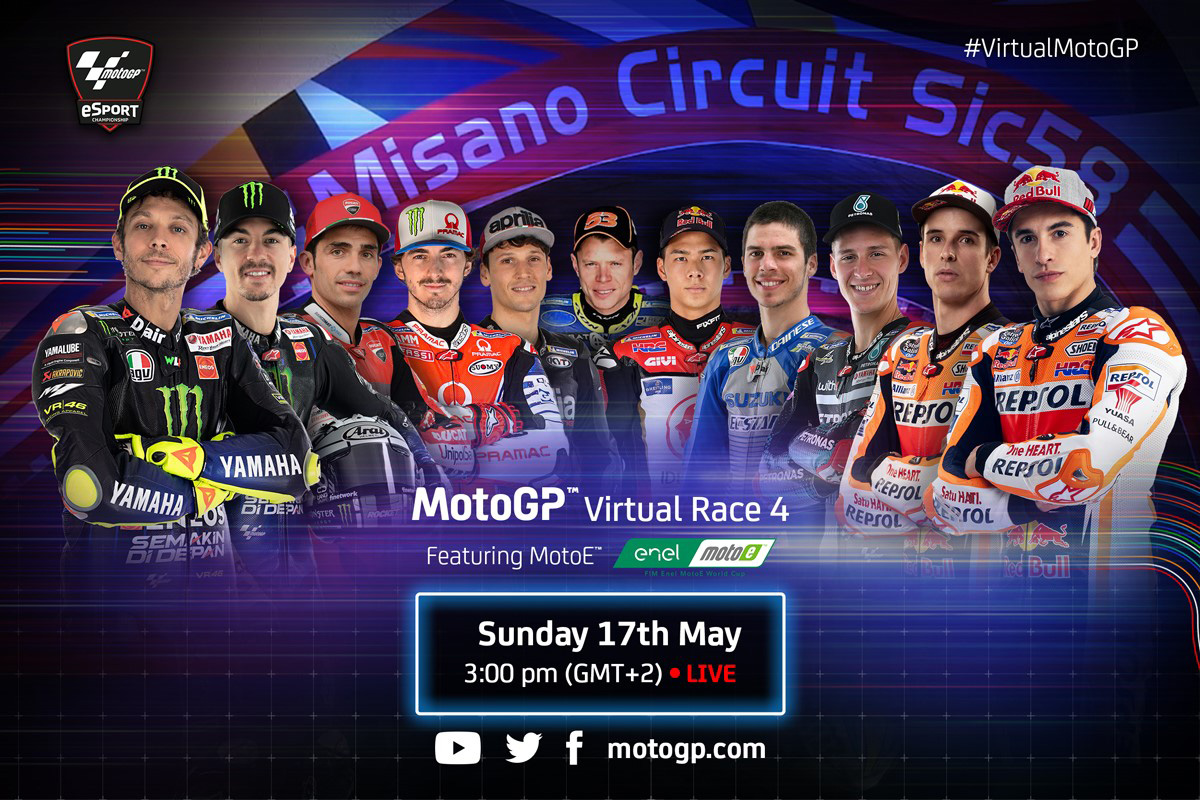 バーチャルレース4 ミケーレ・ピッロ「Ducatiファンを楽しませたい」