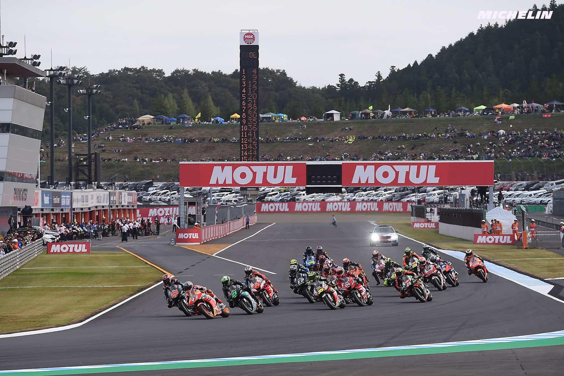 MotoGP2020年 日本グランプリの中止が正式に決定
