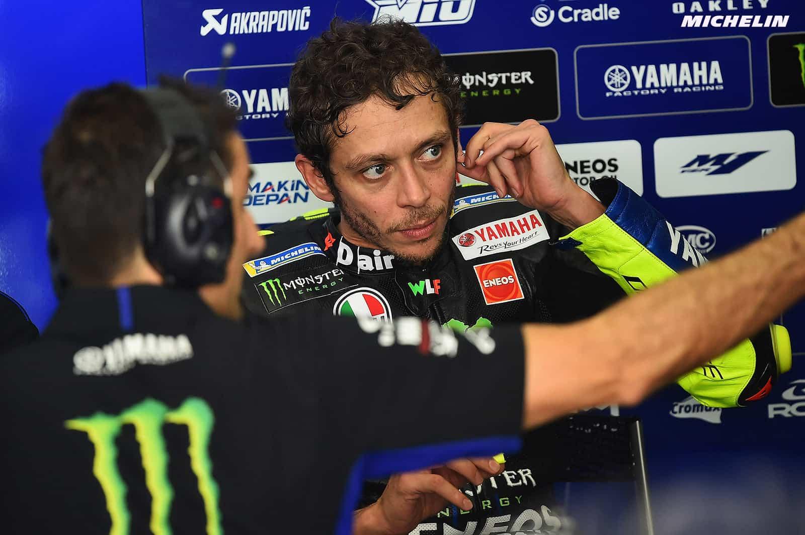 バレンティーノ・ロッシ「ロックダウンによってレースが出来るありがたみを感じた」