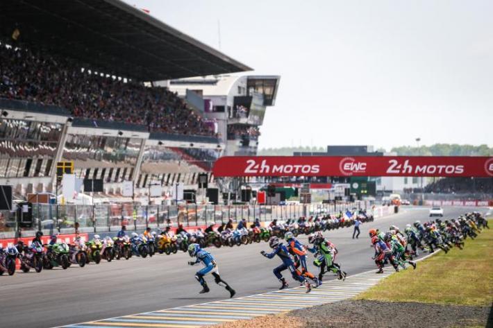 ル・マン24時間耐久ロードレース 8月29日、30日にかけて無観客で開催へ