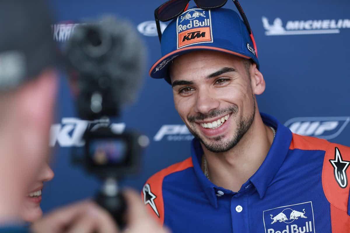ミゲル・オリヴェイラ 2021年からレッドブル・KTM・ファクトリーレーシングでMotoGPに参戦