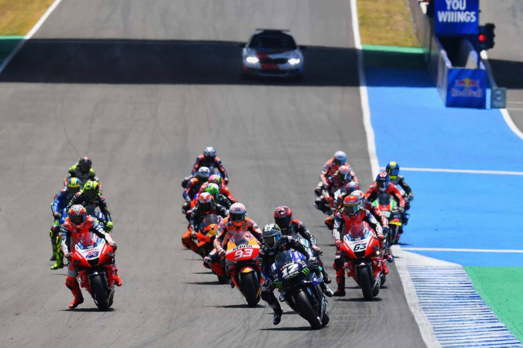 MotoGP2020ミシュラン スペインGP決勝レースレビュー