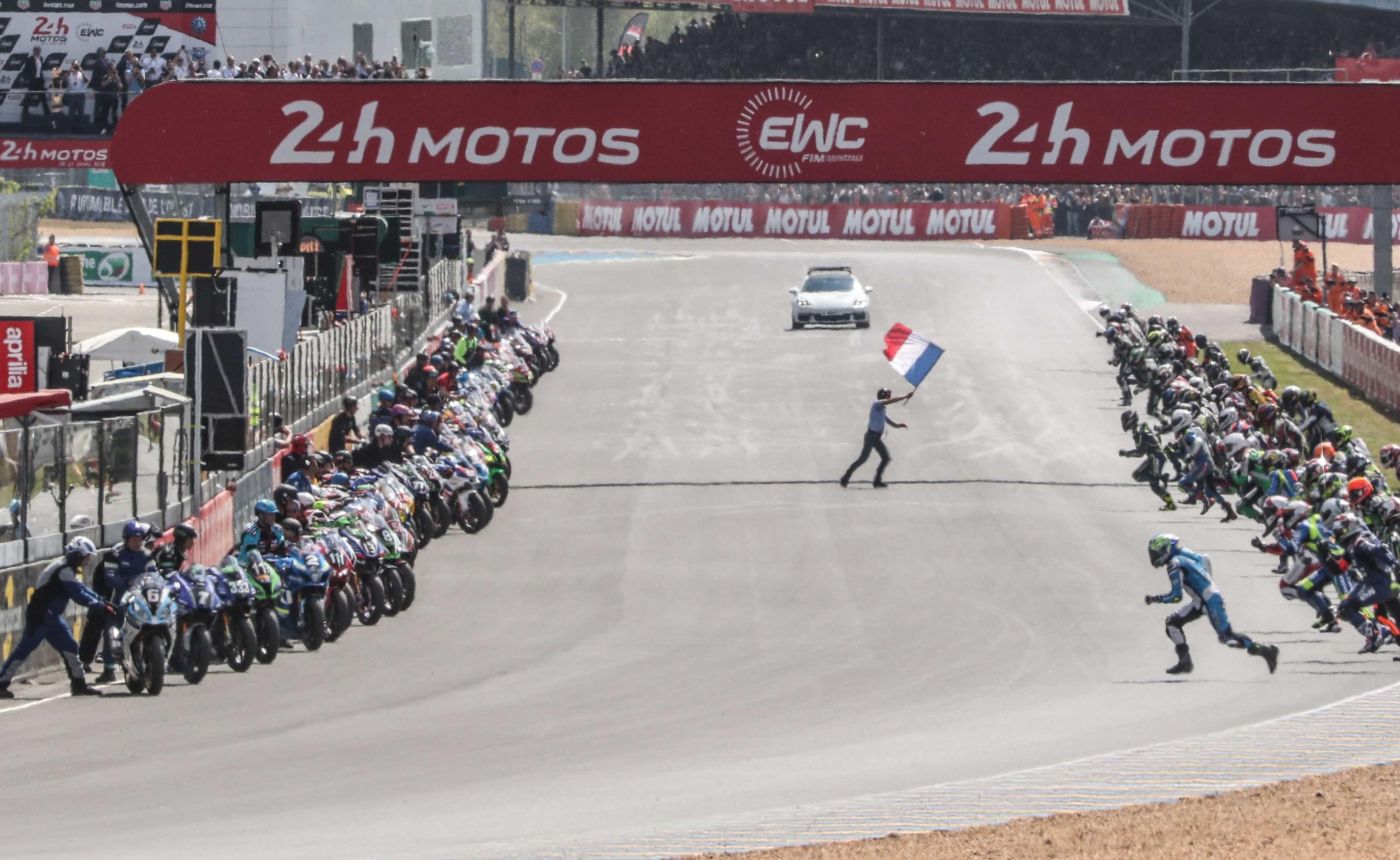 8月29日開催のル・マン24時間耐久ロードレース エントリーリストが公開