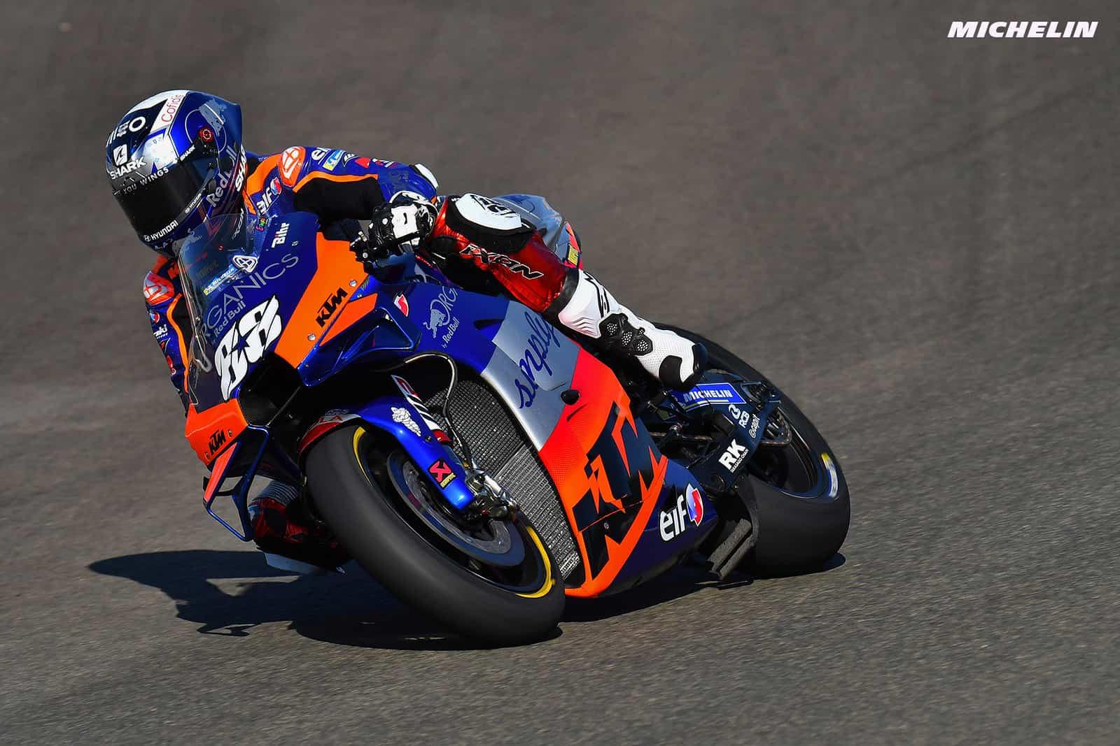 スペインGP 8位ミゲル・オリヴェイラ「昨年のもてぎ以来初となるレースだった」