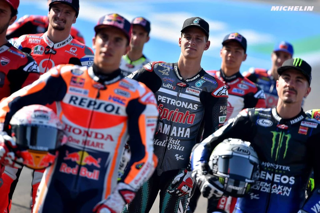 MotoGP2020 ヘレスで2020年のMotoGPが開幕