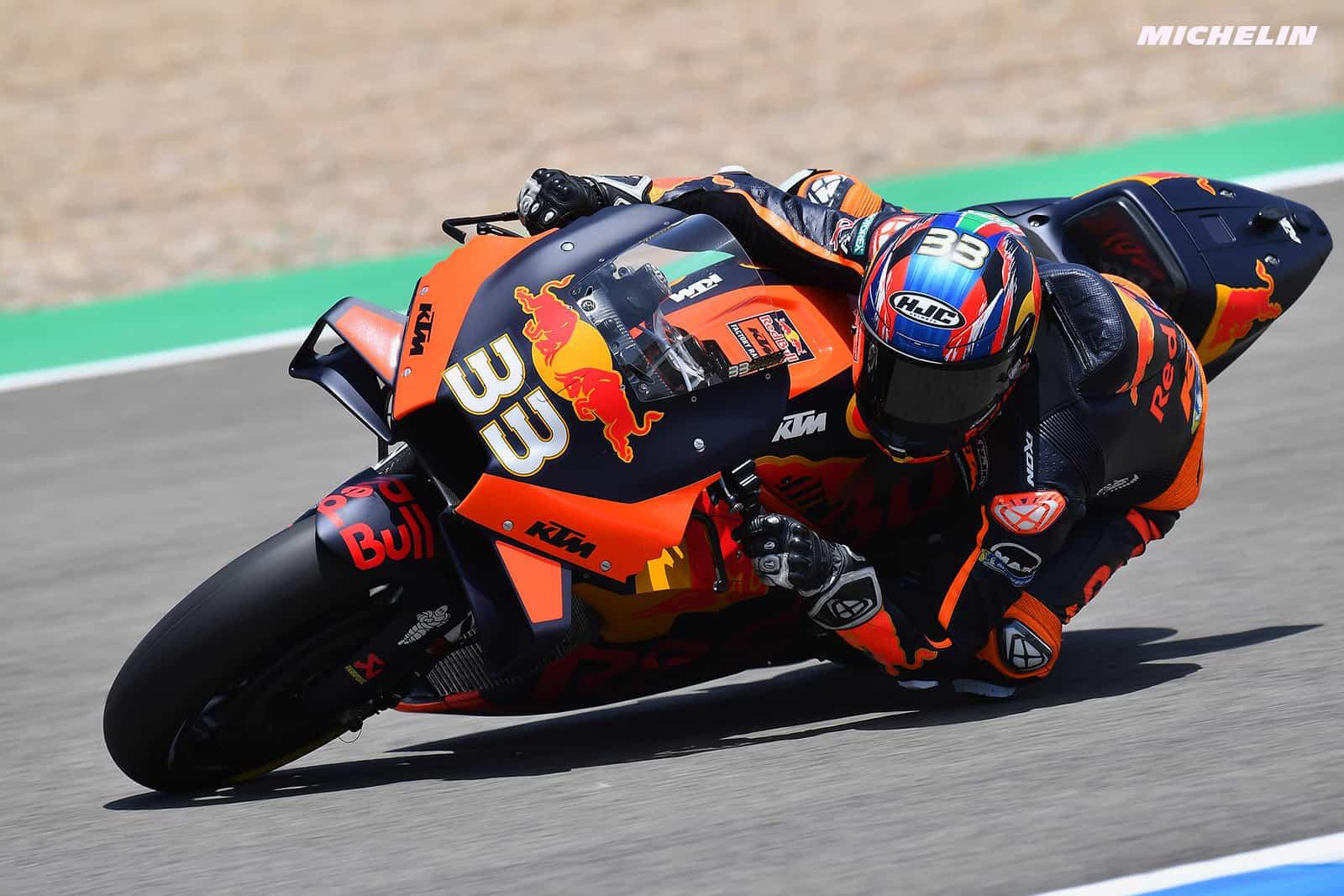 スペインGP 13位ブラッド・ビンダー「フロントグループで楽に走行出来たのは驚き」