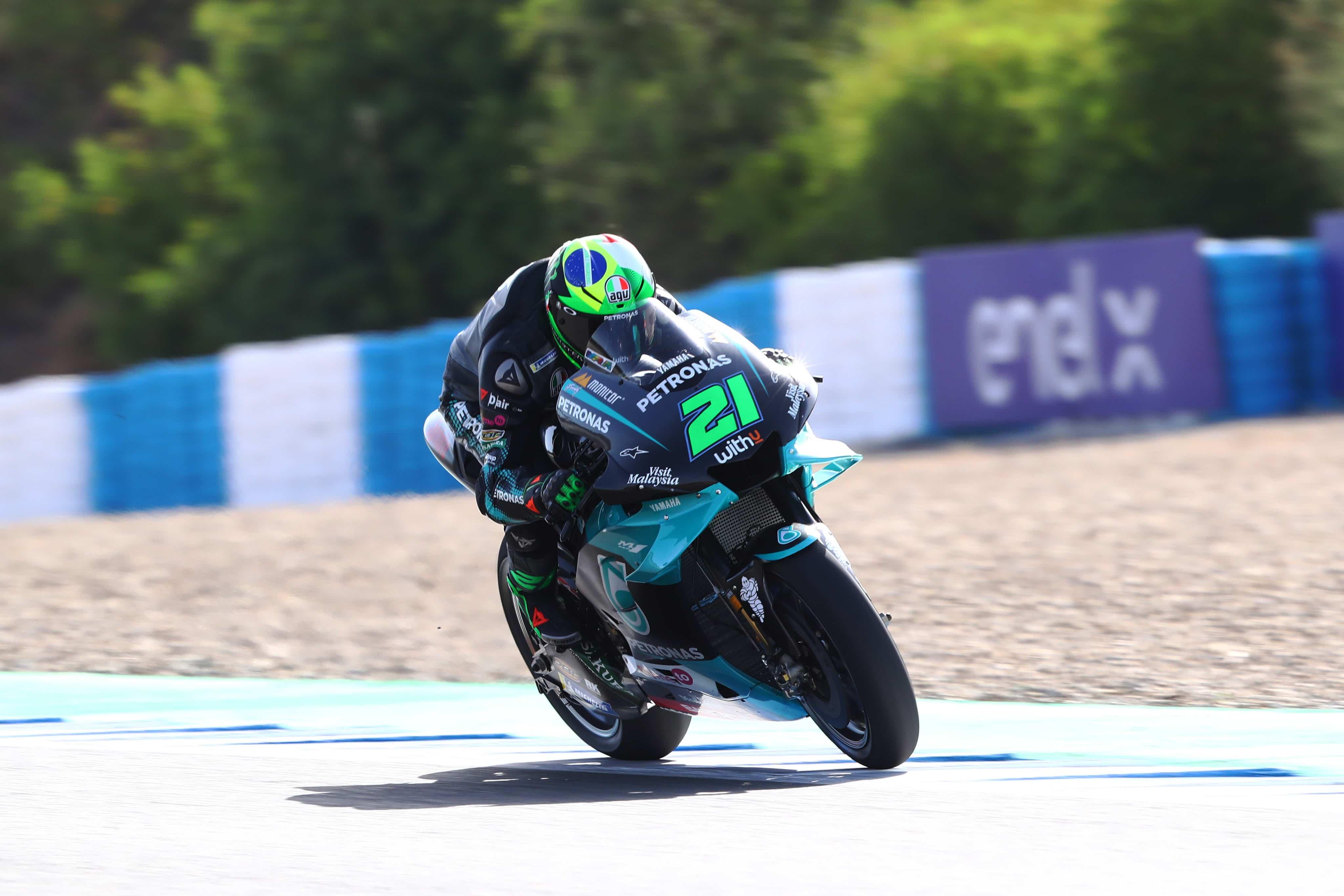 スペインGP 5位フランコ・モルビデッリ「今回は予選が課題だった」