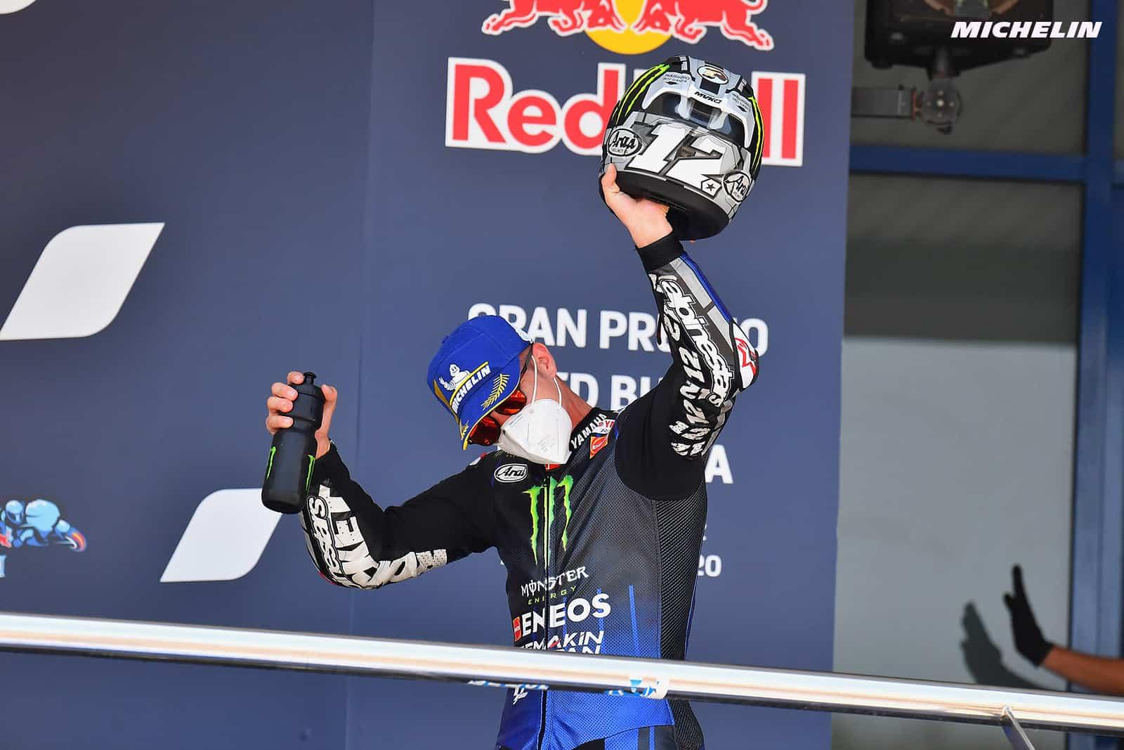 スペインGP 2位ビニャーレス「タイヤ選択は間違いだったかもしれないが、2位獲得が重要」