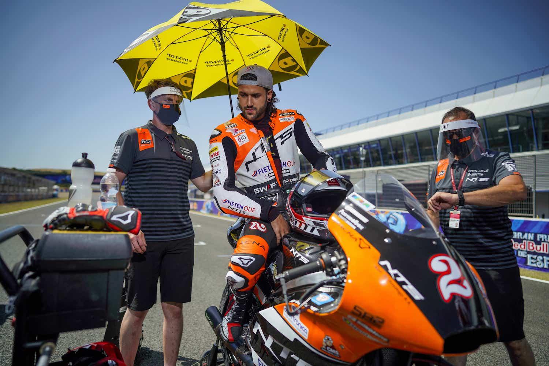 NTS RW Racing GP サンマリノGPからジェスコ・ラフィンの復帰が決定