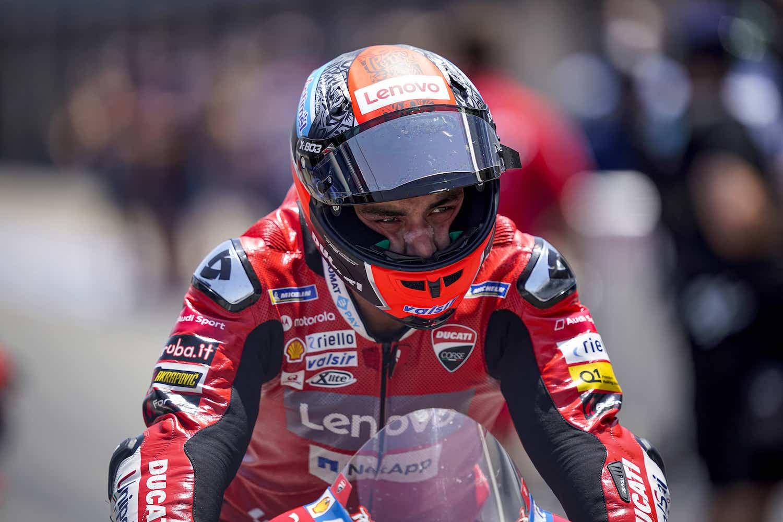 スペインGP 9位ダニーロ・ペトルッチ「次回のレースには100%の体調で挑みたい」