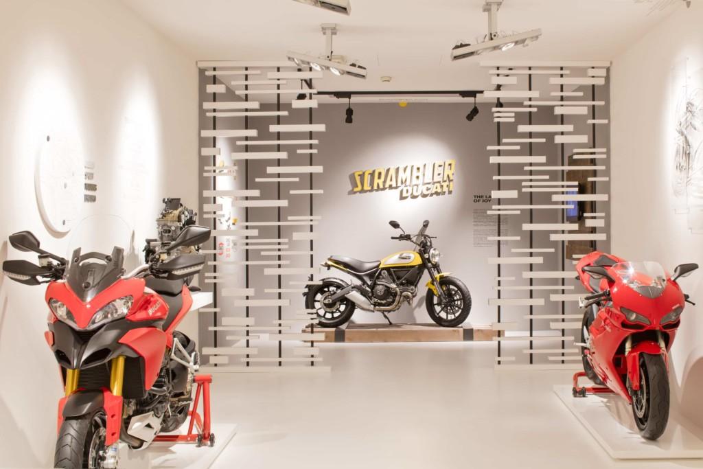 Ducatiミュージアムは7月4日土曜日から営業を再開
