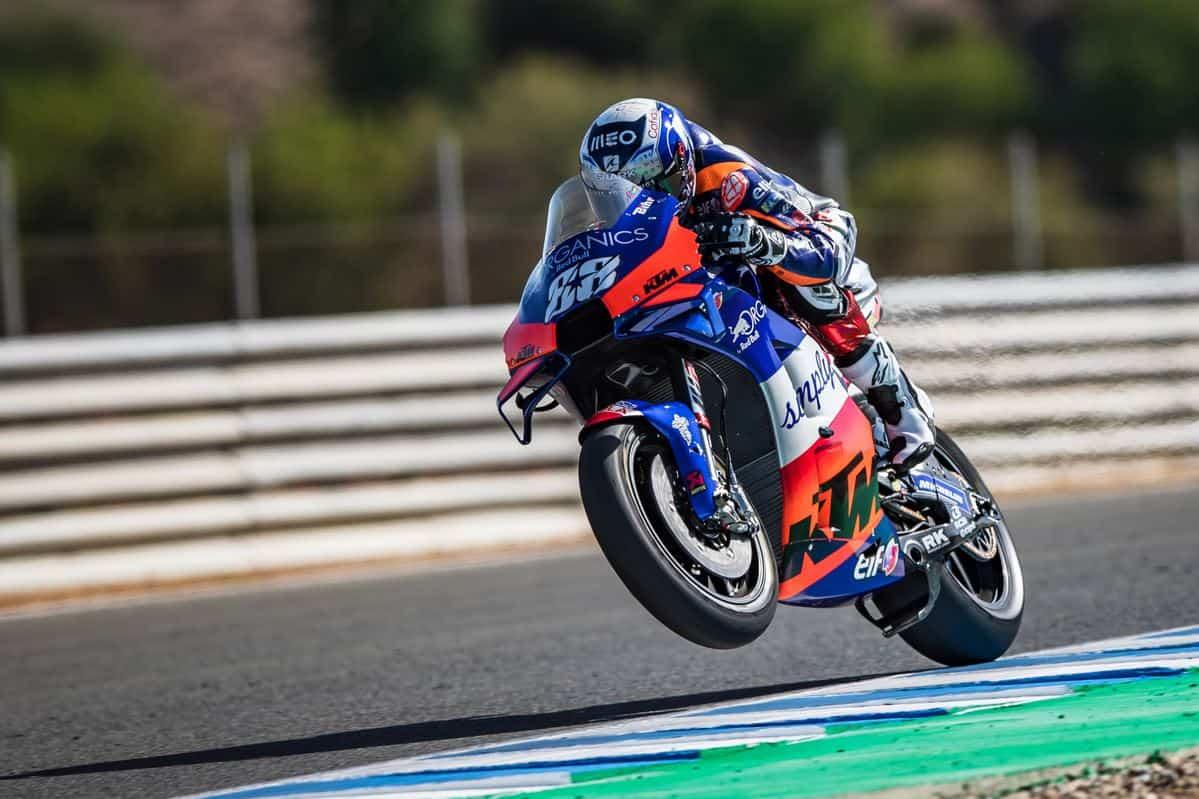 ミゲル・オリヴェイラ「KTMの戦闘力が高まったのはダニ・ペドロサのおかげ」