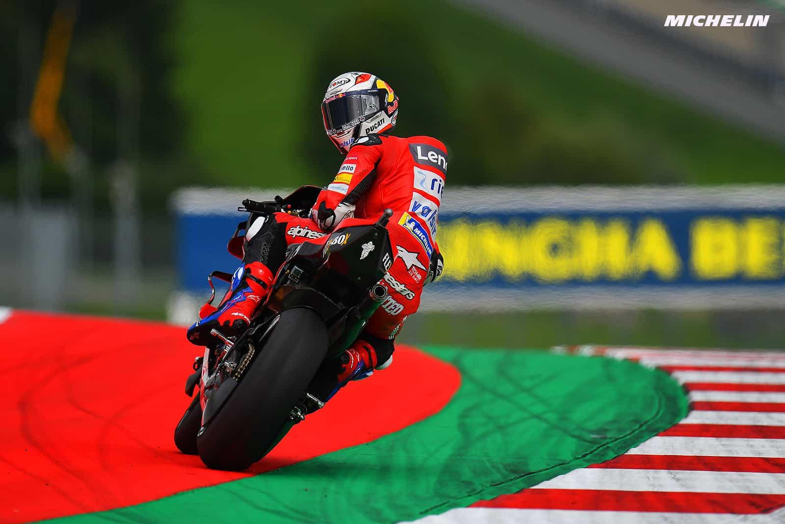 Ducati パオロ・チャバッティ「ドヴィツィオーゾはケーシー以来、最高のライダー」
