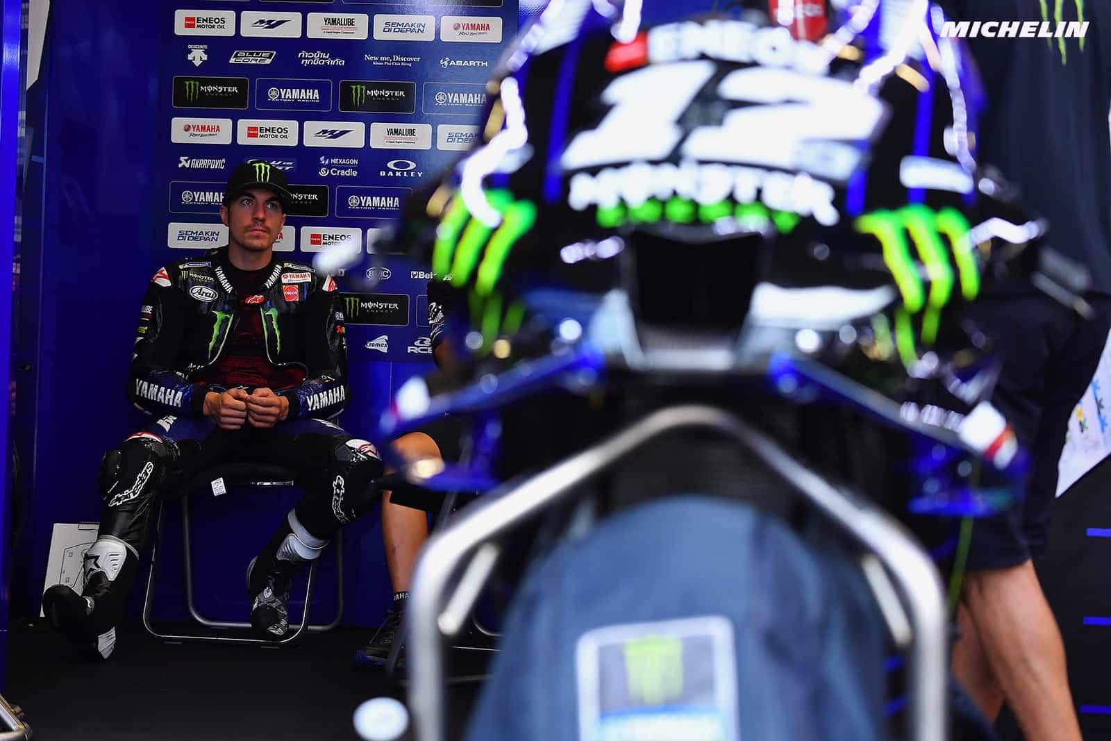 MotoGP2021 ビニャーレス離脱により混迷を深める、ヤマハMotoGP陣営