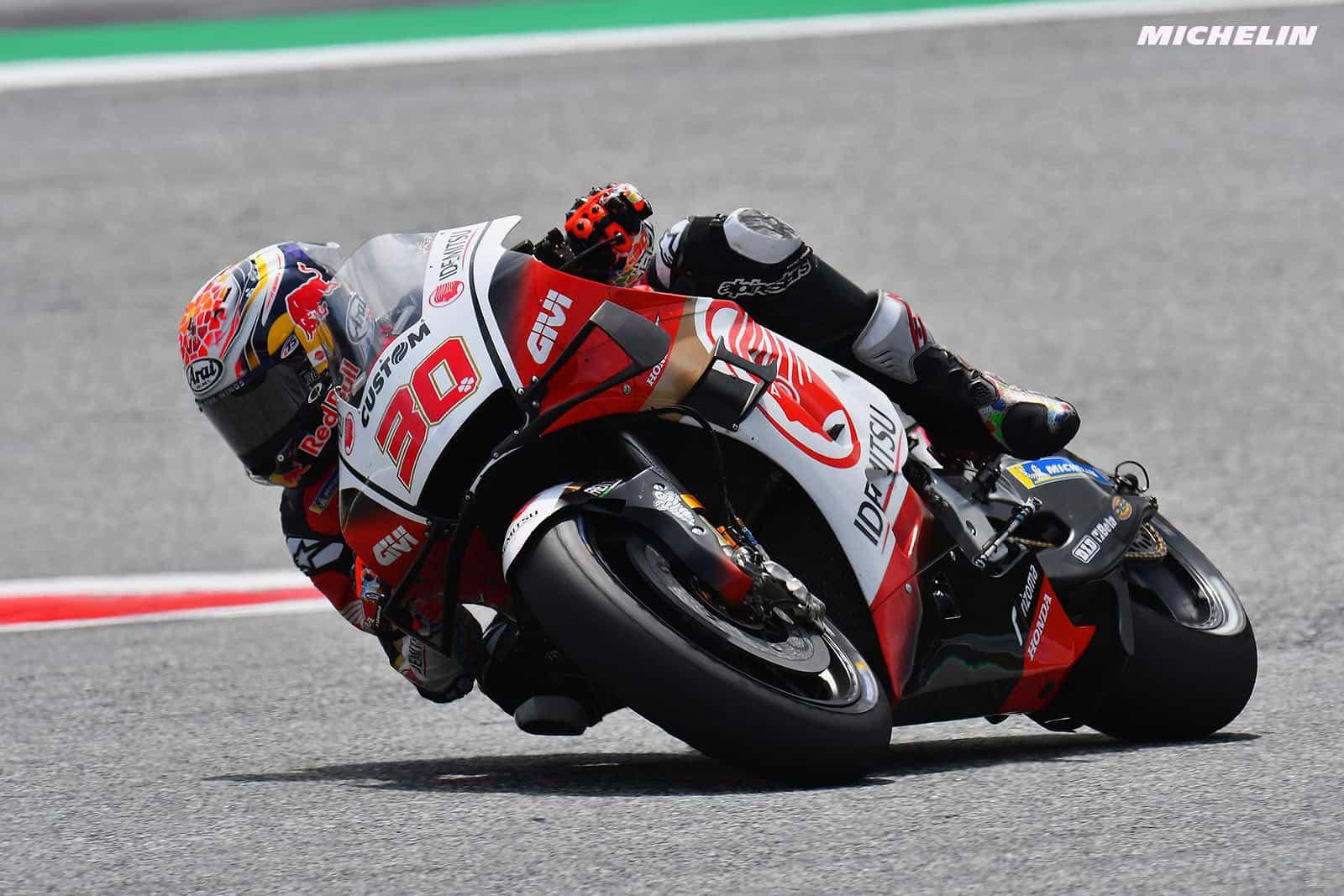 オーストリアGP 6位 中上 貴晶「準備を重ねて表彰台を狙いたい」