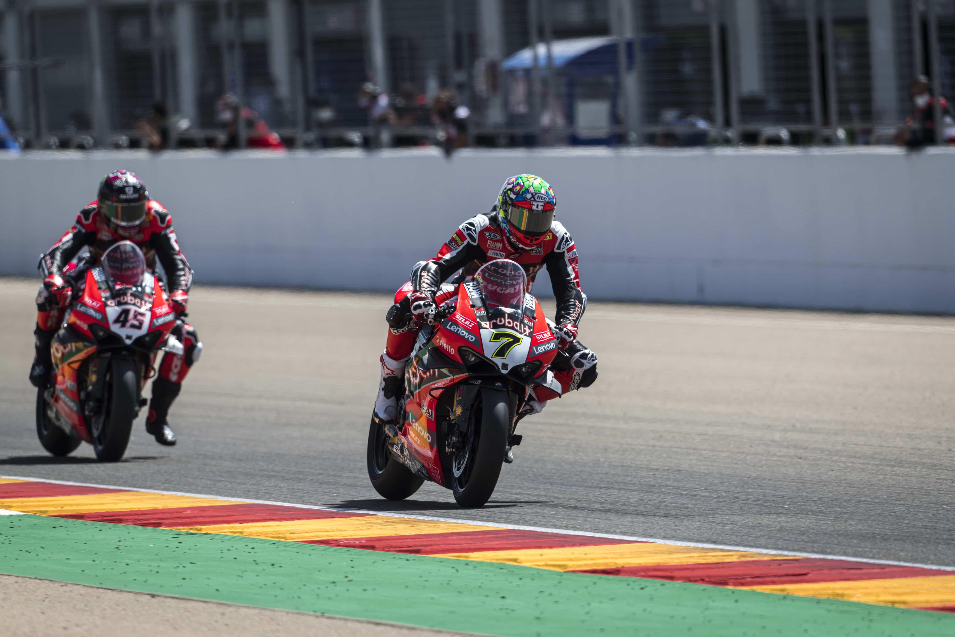 スーパーバイク世界選手権(SBK)テルエル戦 チャズ・デイビス「これからの3戦で優勝争いをしたい」