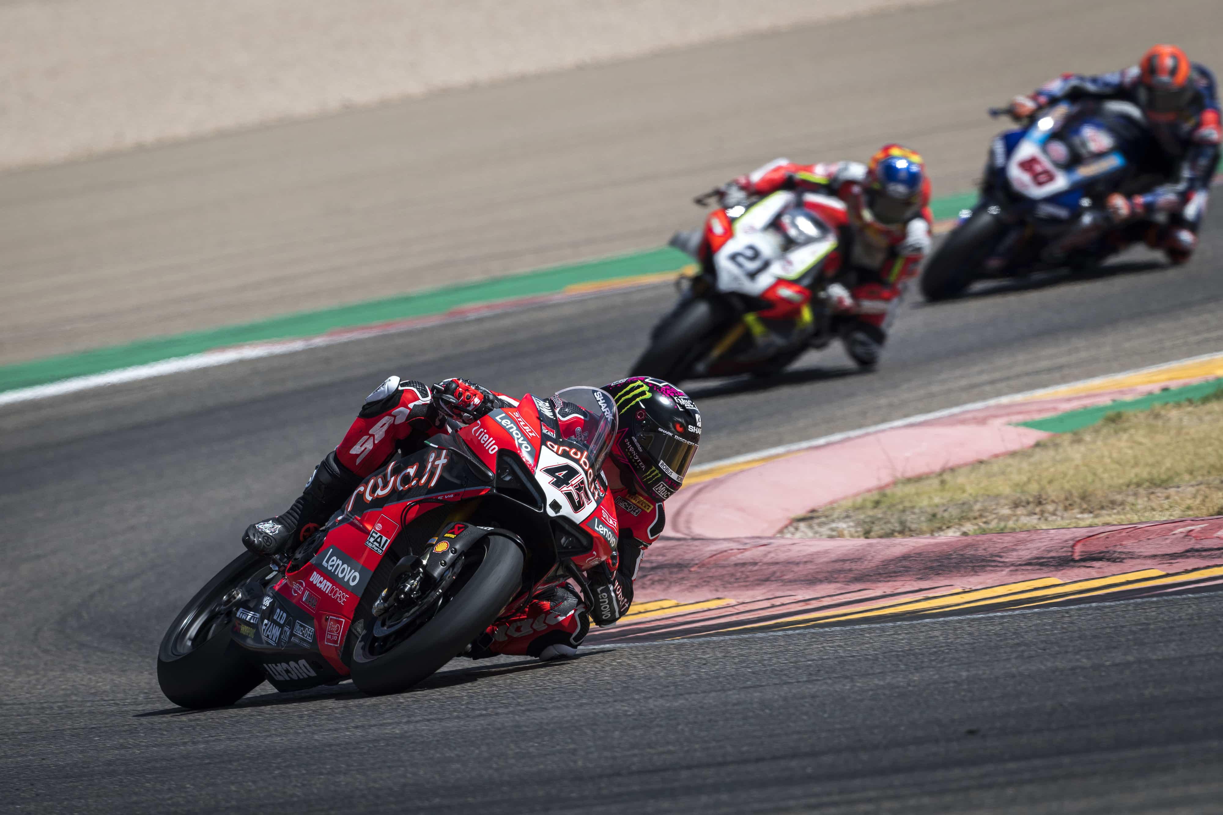 スーパーバイク世界選手権(SBK)テルエル戦 スコット・レディング「同じサーキットでの連戦は正直好きじゃない」