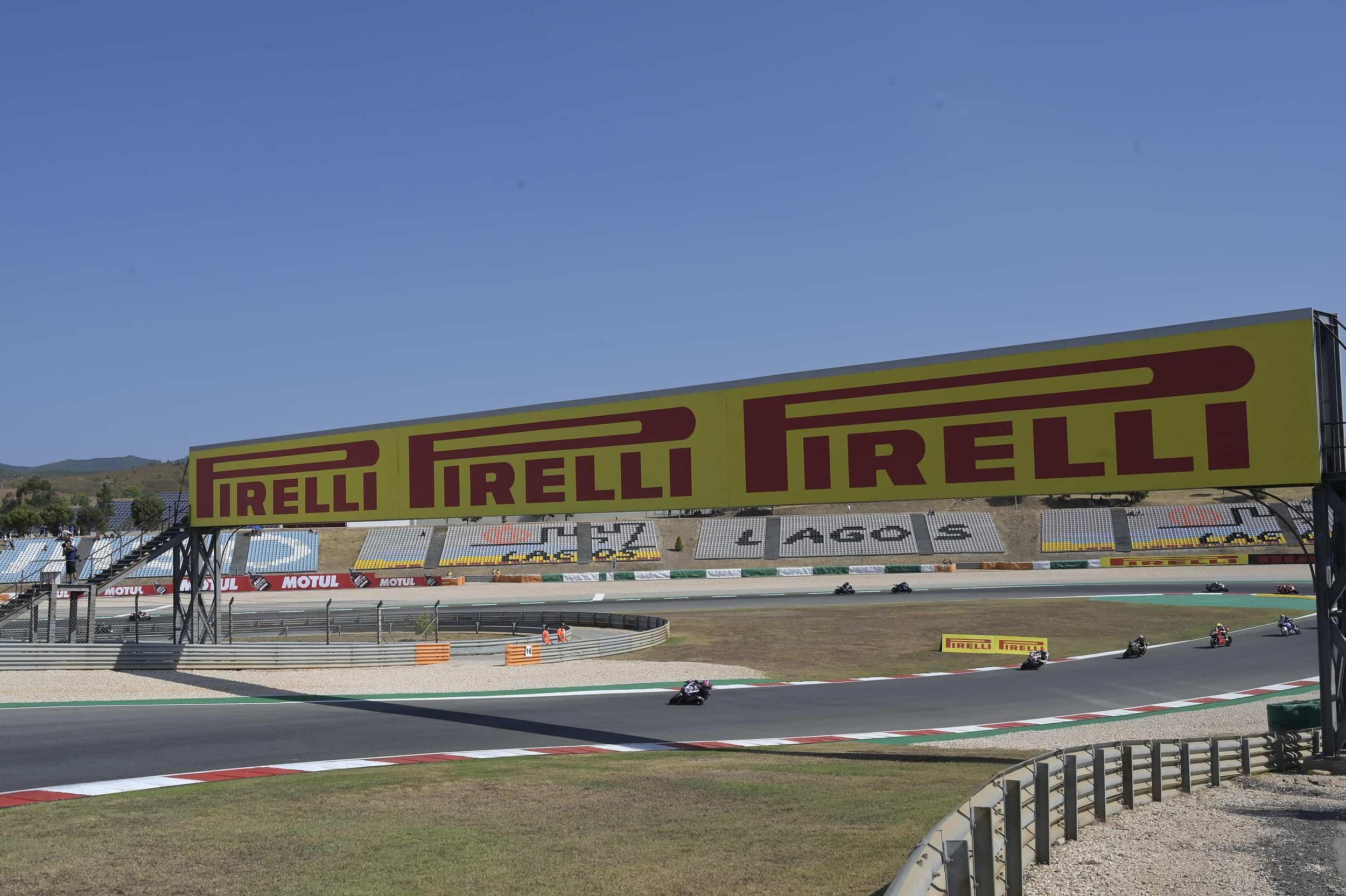 ピレリ(Pirelli)FIM スーパーバイク世界選手権(SBK)第3戦ポルティマオに向けて準備万端
