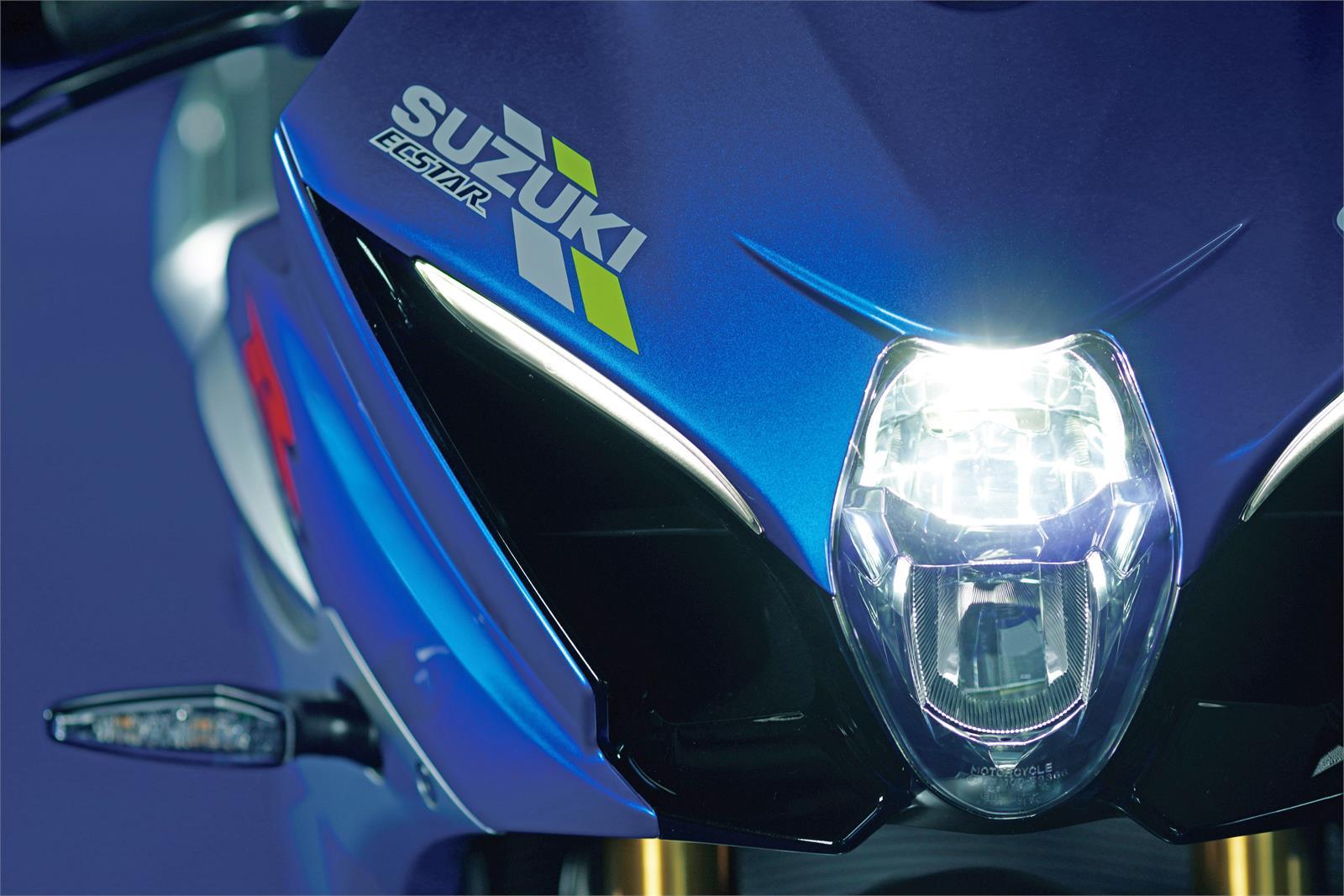スズキ 100周年記念カラーのGSX-R1000Rを発売