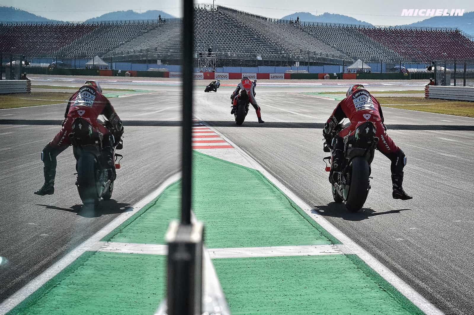 サンマリノGP 初日総合7位ダニーロ・ペトルッチ「Ducati最速だったのはポジティブ」
