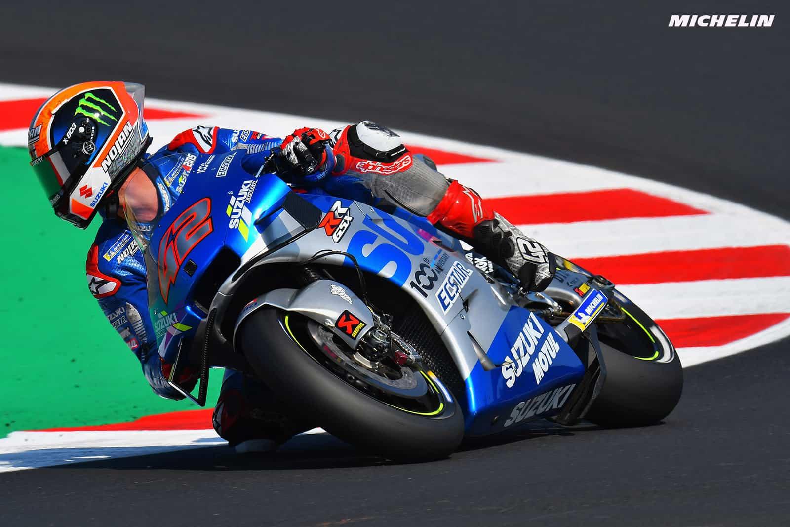 フランスGP アレックス・リンス「本来この怪我の回復には3ヶ月はかかる」
