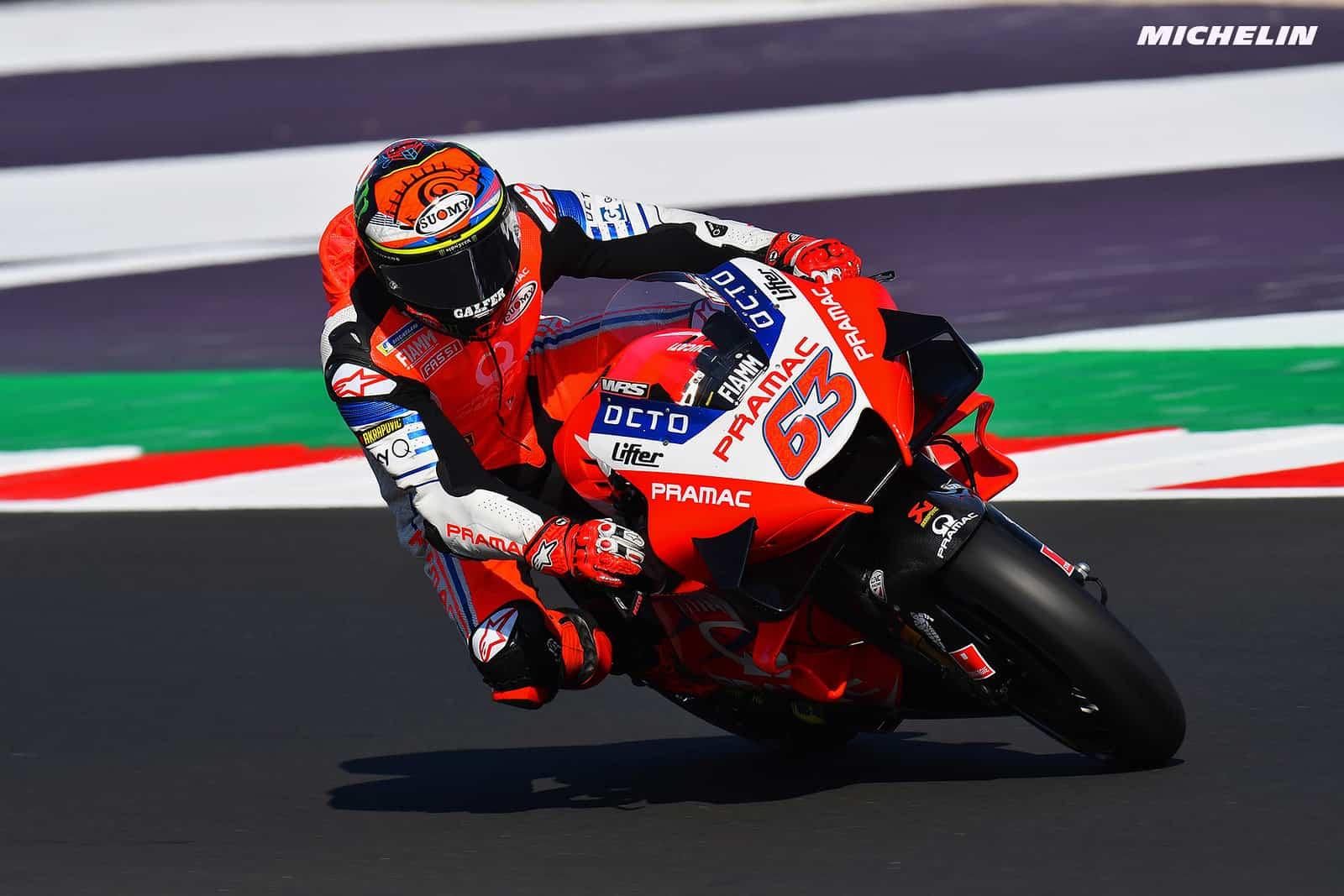サンマリノGP 予選6位フランセスコ・バグナイア「26周という周回数が問題」