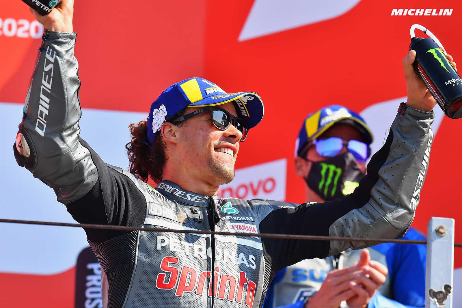 サンマリノGP 優勝フランコ・モルビデッリ「リズムを維持することに集中した」
